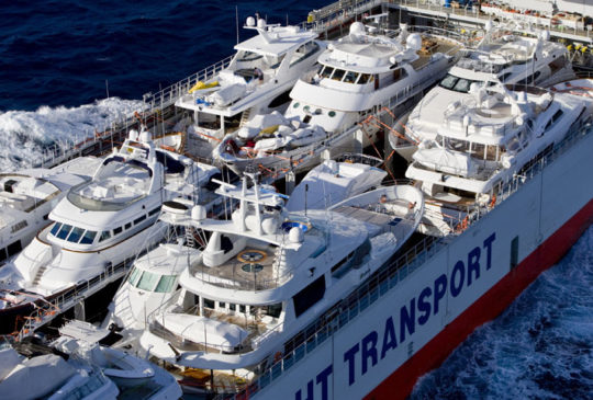 "Ship ""Yacht Express"" - Ft.Lauderdale,FL."