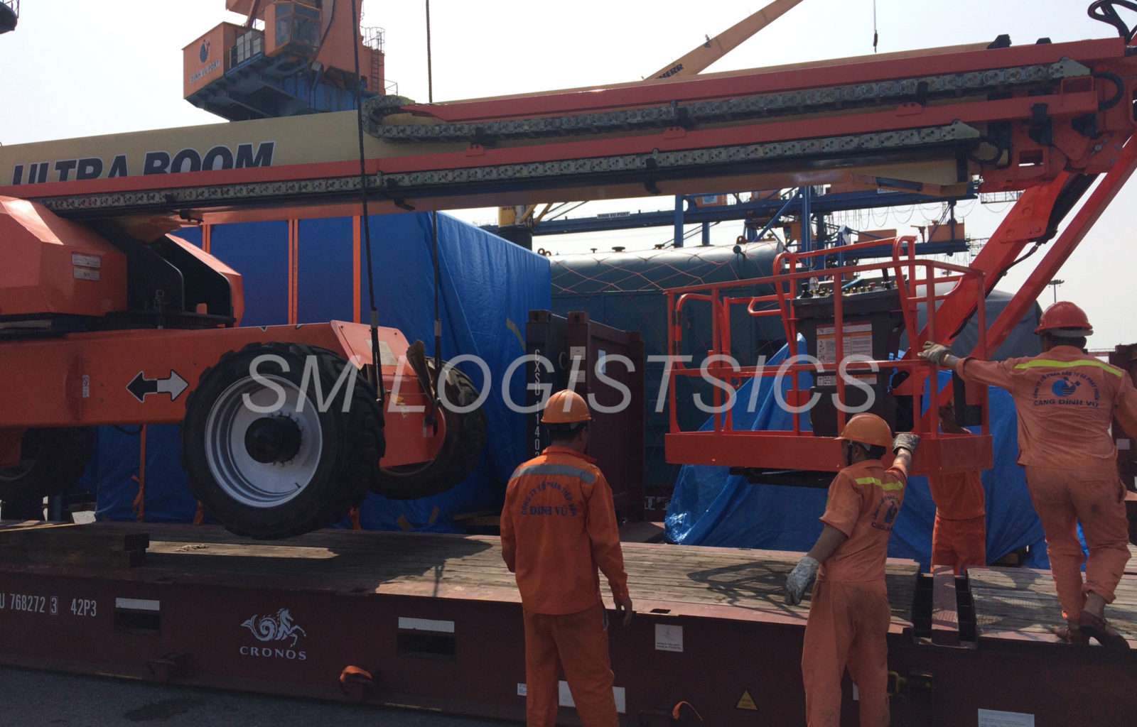 Exported Boomlift